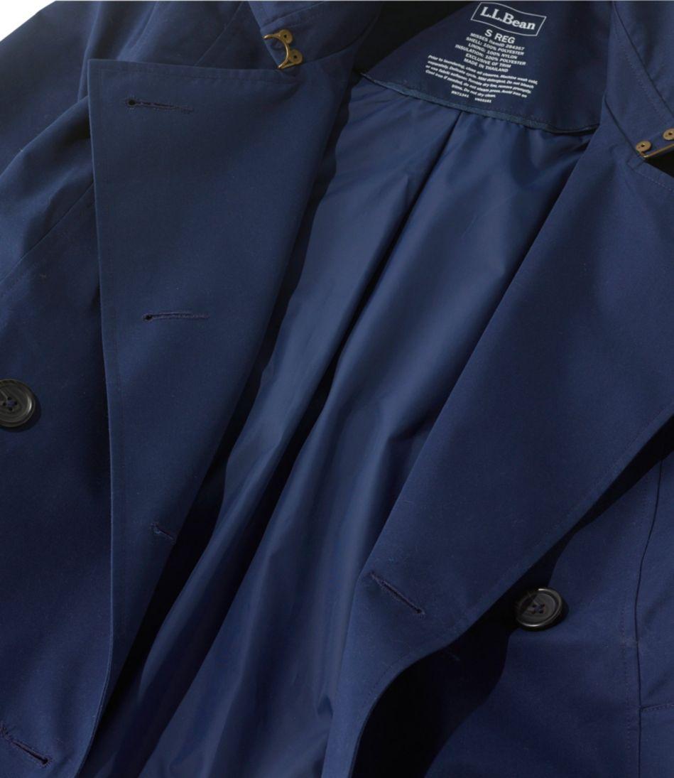 Crosstown Trench Coat