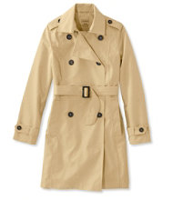 Crosstown Trench Coat