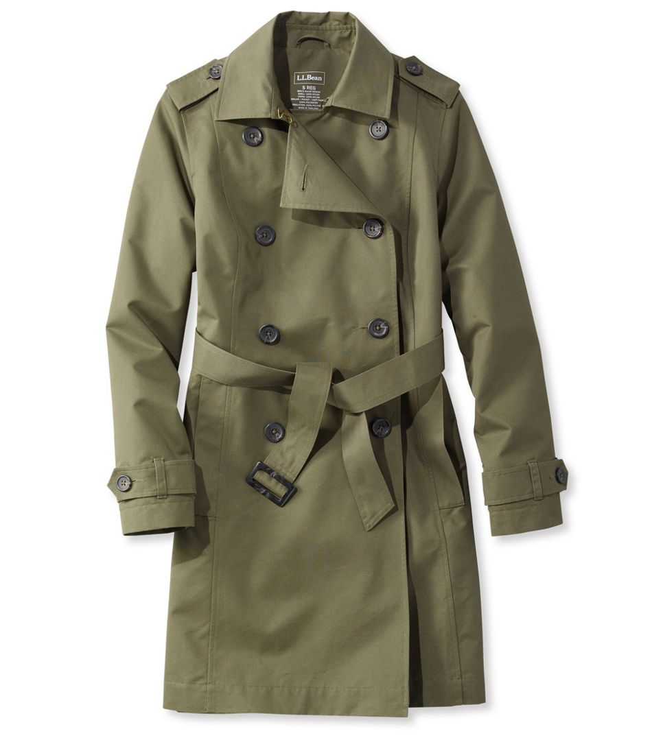 Women's Crosstown Trench Coat