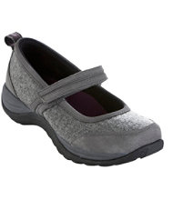 Women's Comfort Mocs, Wool Mary Jane