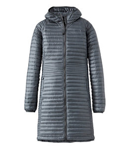 Women's Ultralight 850 Down Sweater Coat