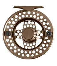 Double L Large Arbor Fly Reel