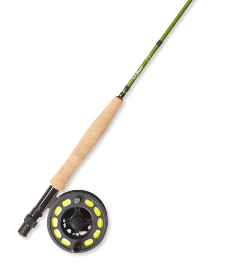 Angler Fly Rod Outfits, 7-8 wt.