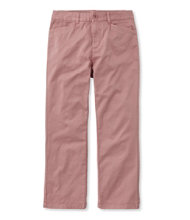 Lakewashed Capris, Straight-Leg