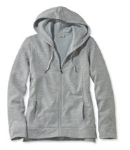 Beach Terry Top, Full-Zip Hoodie