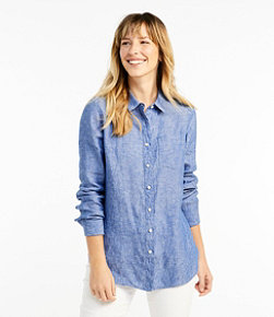Premium Washable Linen Shirt, Tunic