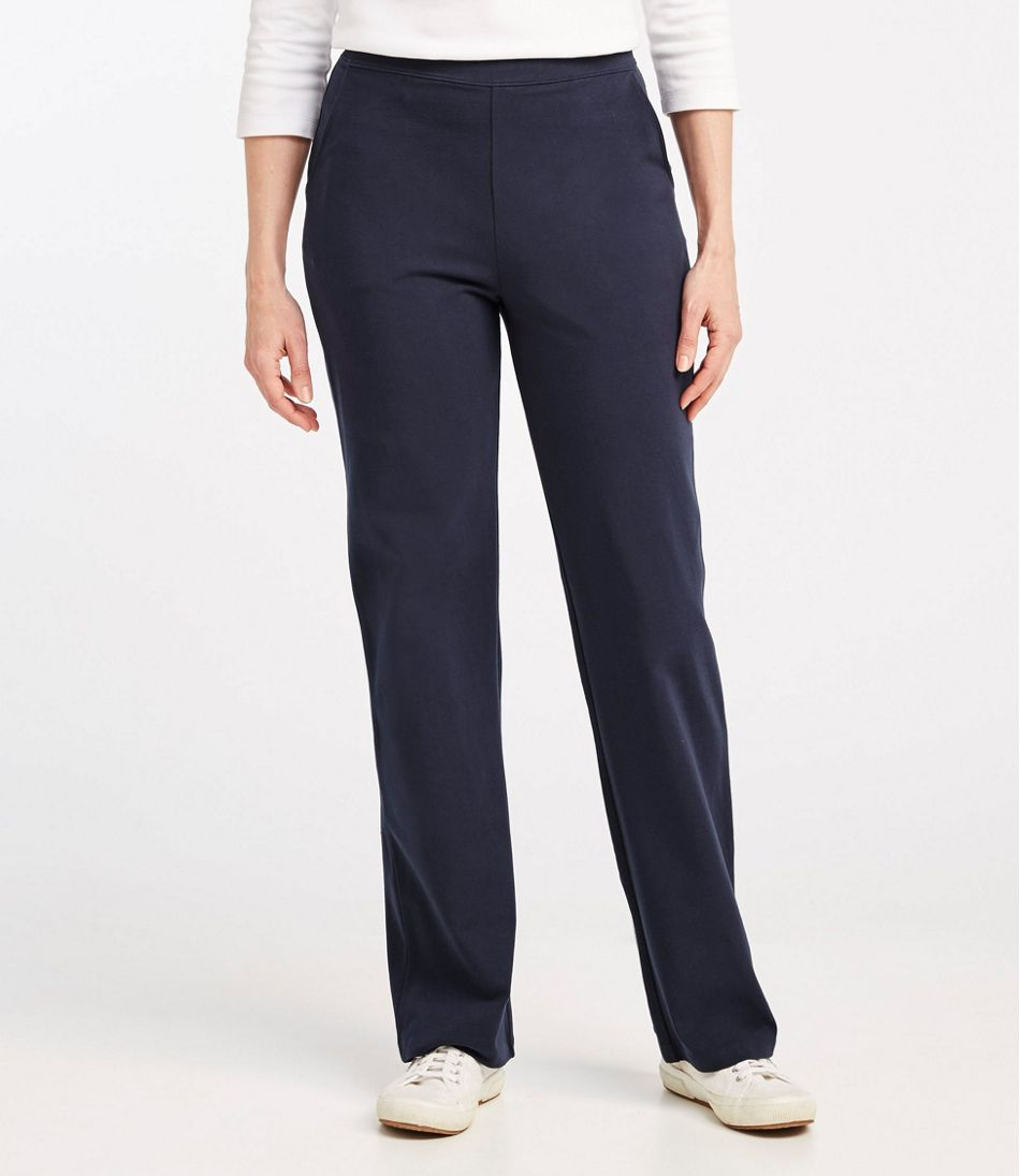 Women's Perfect Fit Pants, Straight-Leg