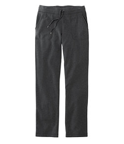 Ultrasoft Sweats, Straight-Leg