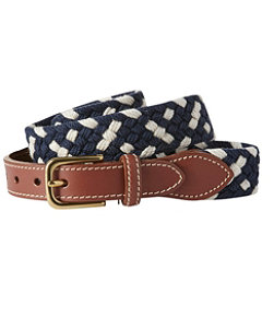 Boothbay Braided Belt
