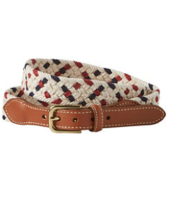 Women's Boothbay Braided Belt