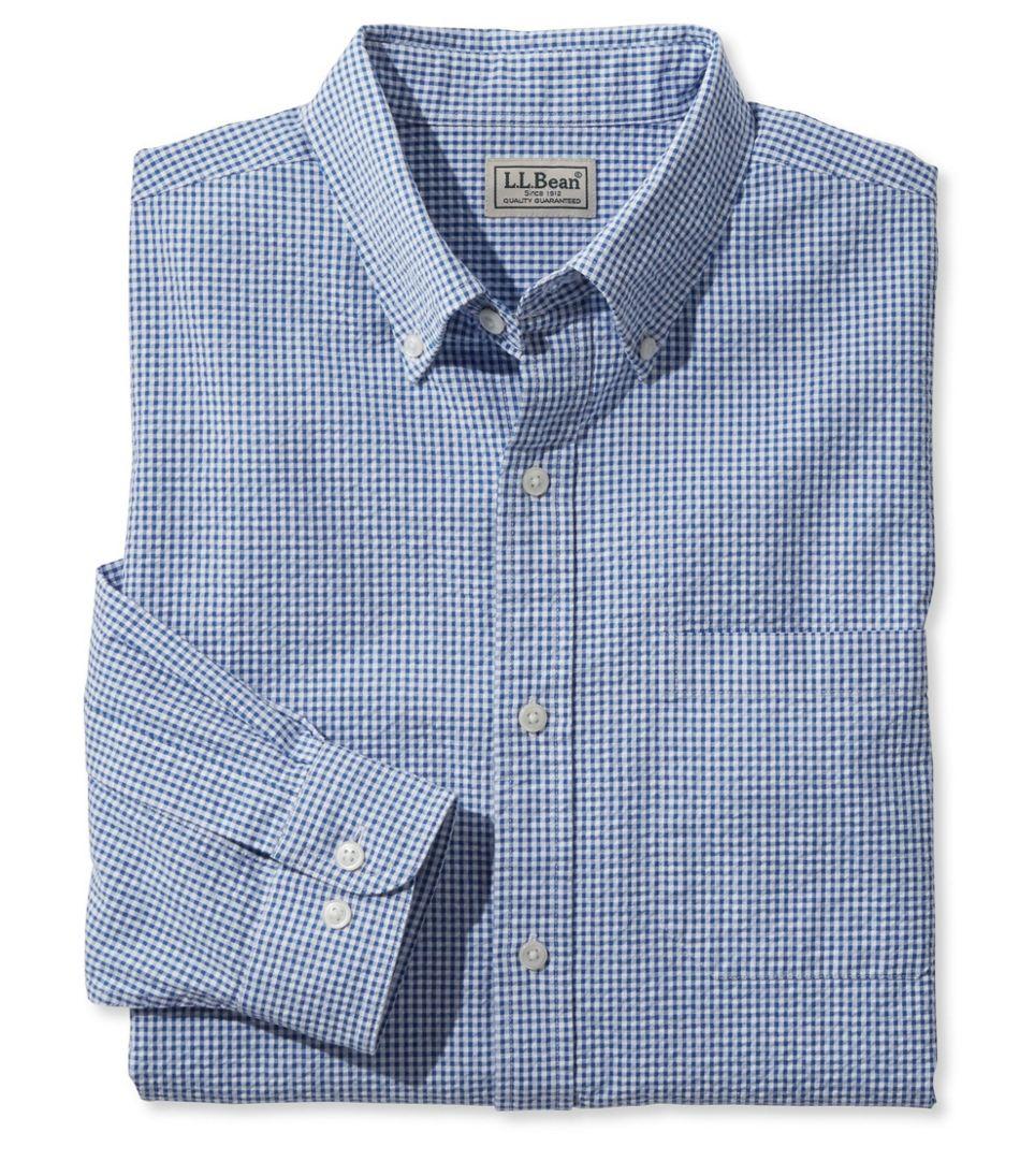 Men s Seersucker Shirt d16ce9f07