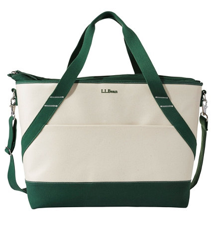 Large Cooler Tote Bag At L L Bean