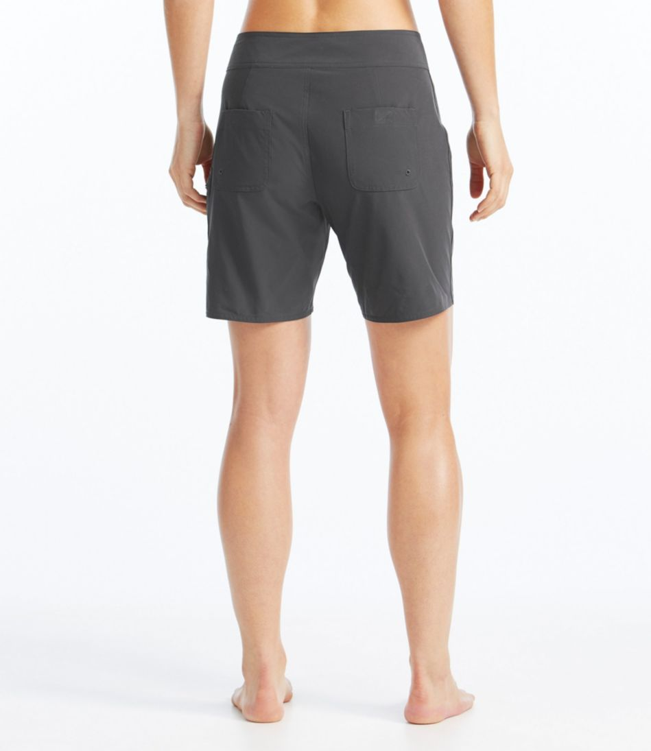 L.L.Bean Active Swim Collection, Board Shorts 7""