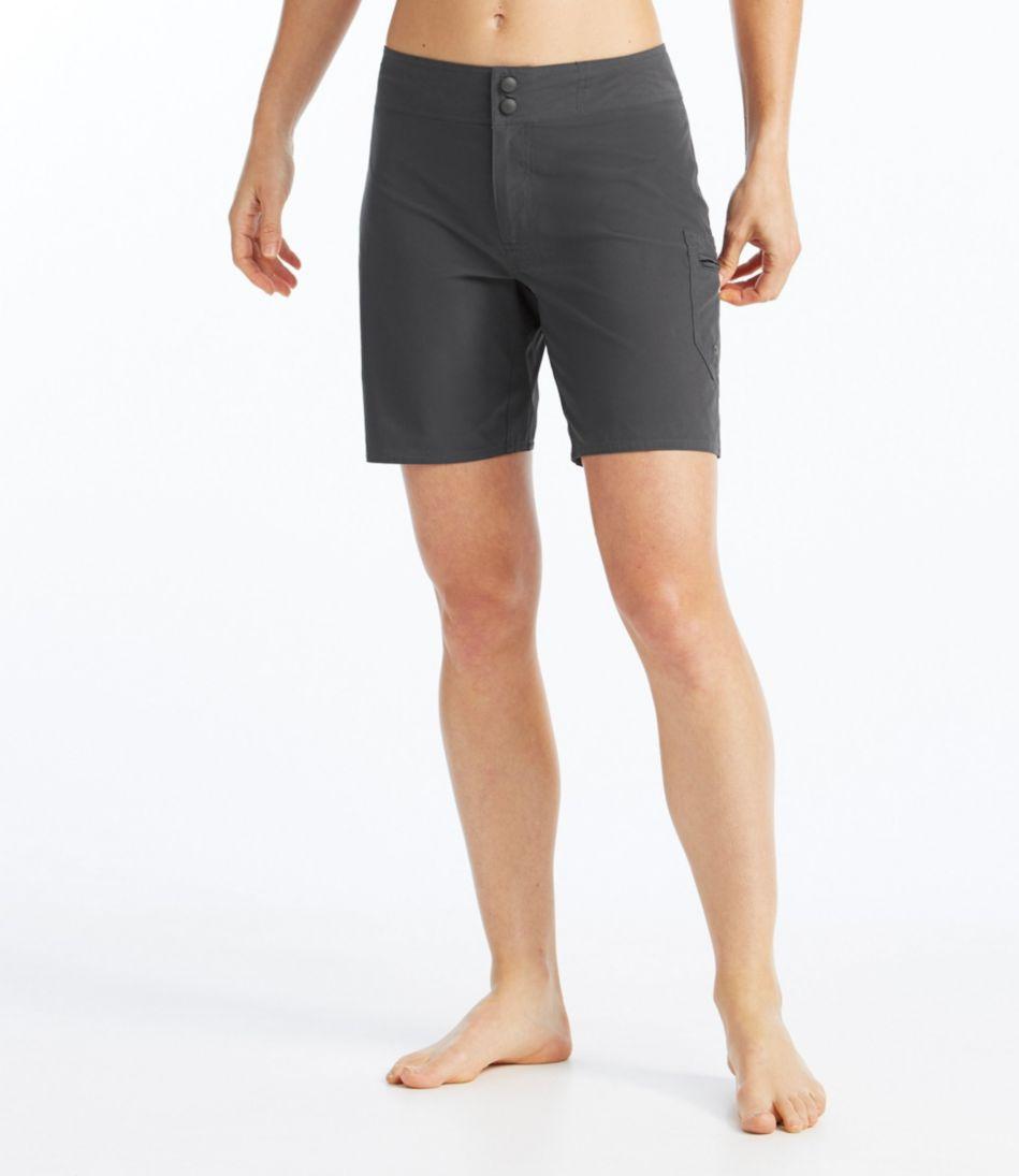 "L.L.Bean Active Swim Collection, Board Shorts 7"""