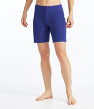 L.L.Bean Active Collection, Board Shorts 7""