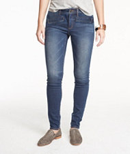 Signature Skinny Ankle Jeans