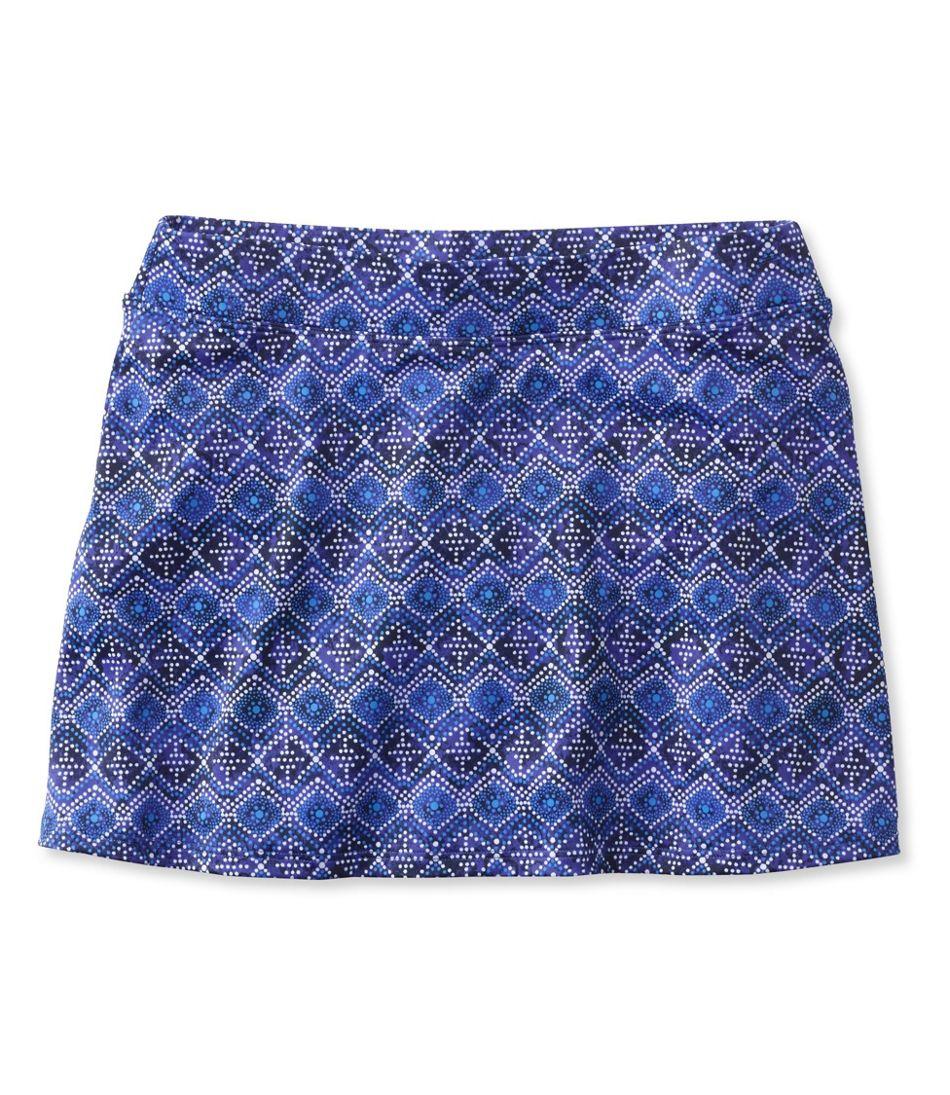 BeanSport Swimwear, Skirted Bottom Print