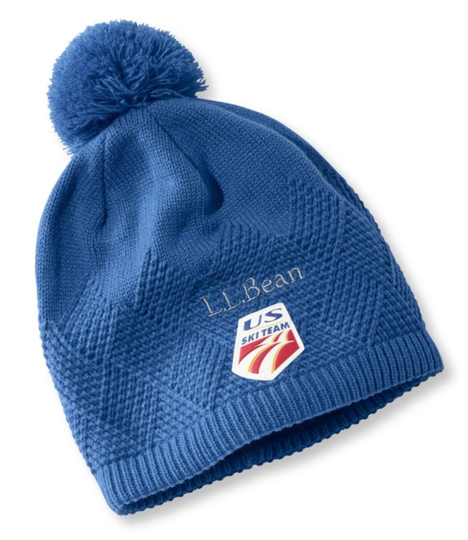 U.S. Ski Team Knit Pom Hat