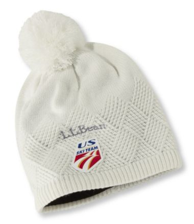 U.S. Ski Team Knit Pom Hat