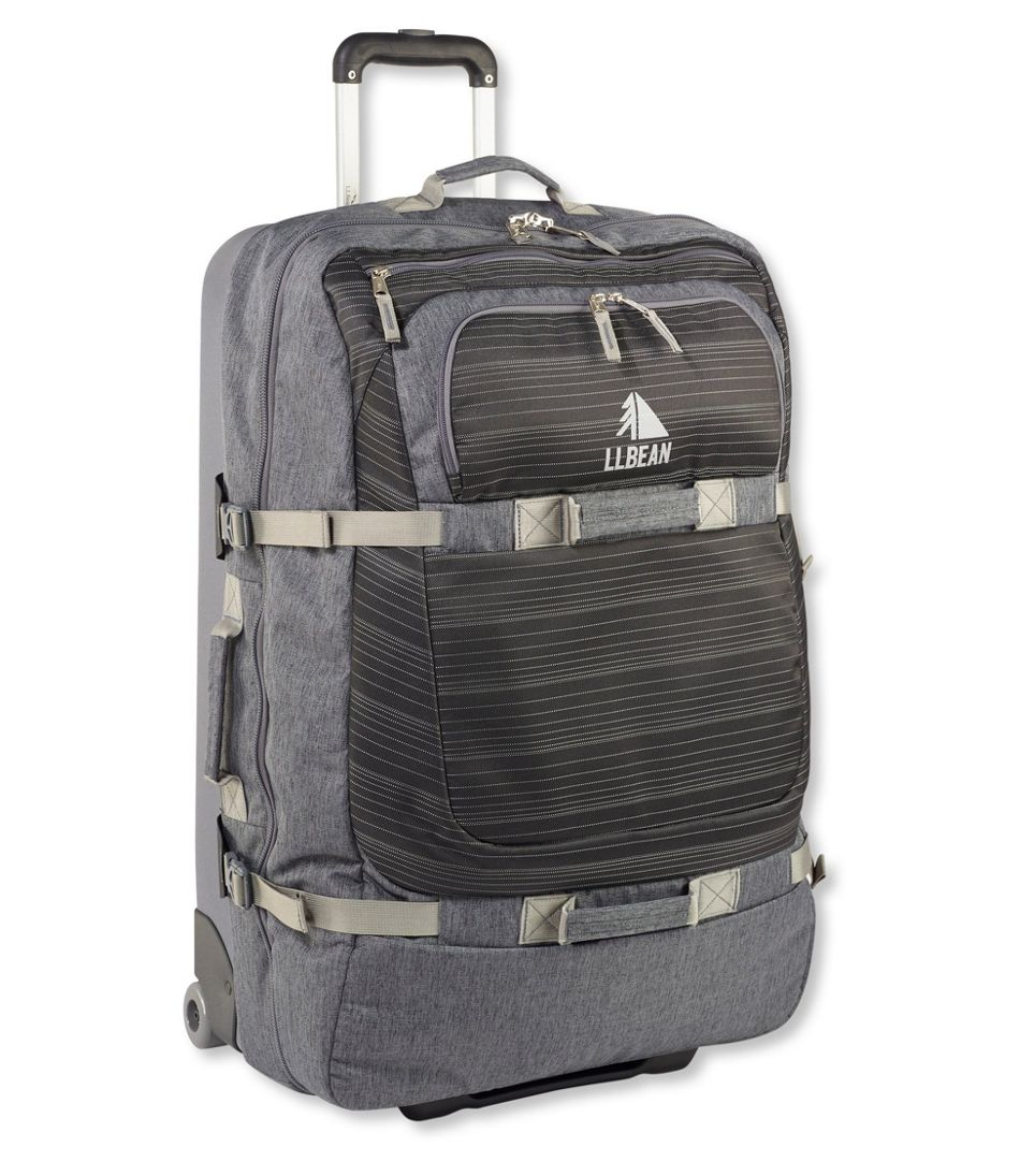 Shockwave Rolling Duffle, Extra-Large