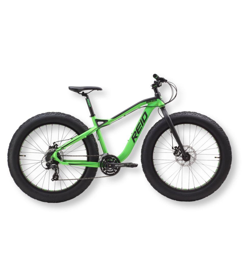 Reid Hercules Fat Bike
