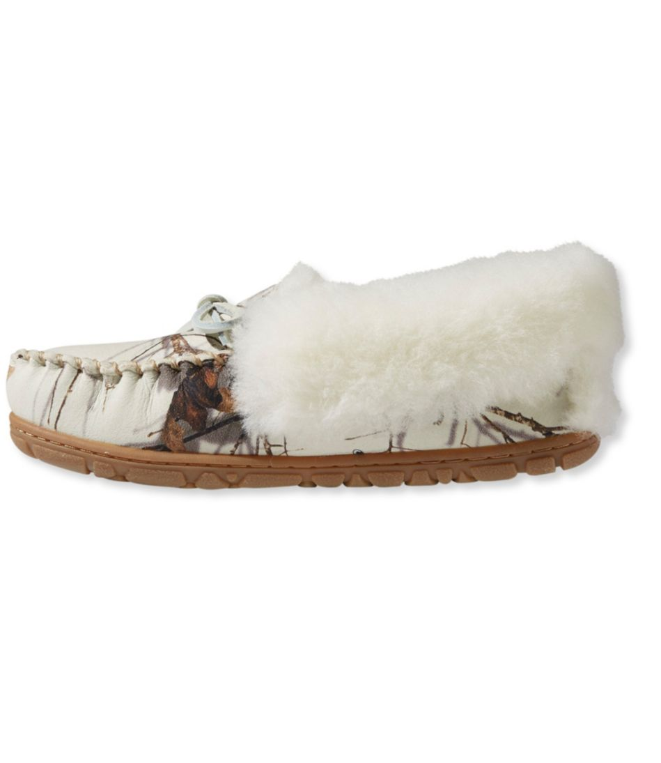 Women's Wicked Good Moccasins, Print