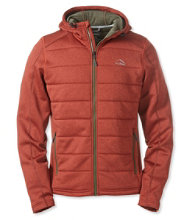 Men's PrimaLoft Mountain Pro Hoodie Full-Zip