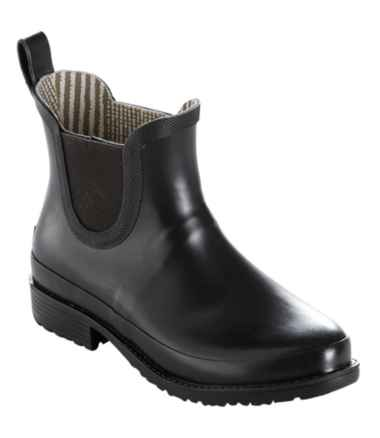 L.L.Bean Wellies® Rain Boots, Ankle