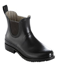 L.L.Bean Wellies Rain Boots, Ankle