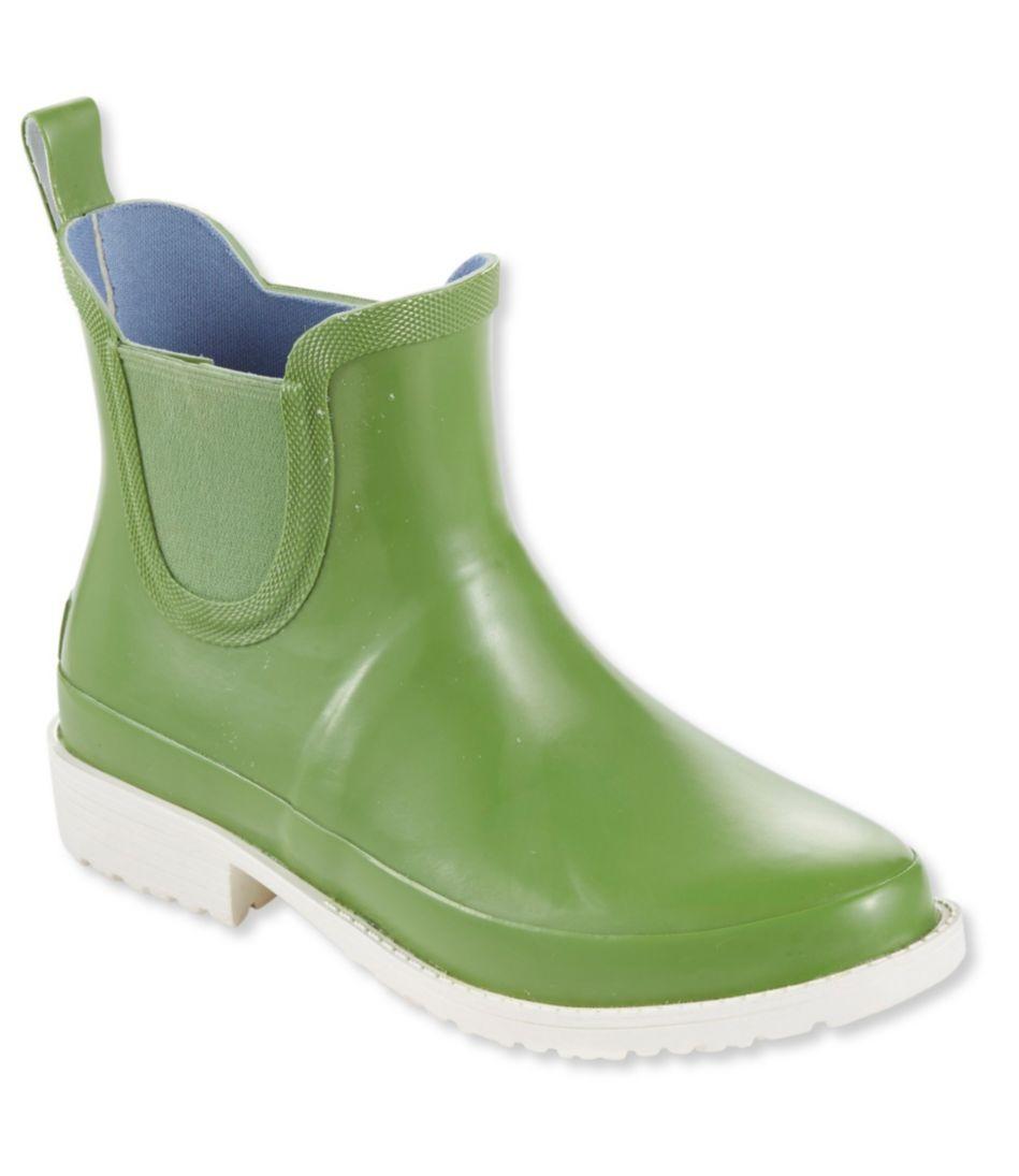 L.L.Bean Wellies® Rain Boots, Ankle