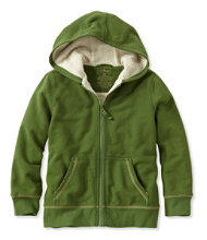Boy's Fleece-Lined Hoodie
