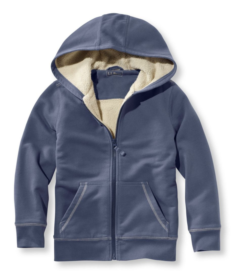 Boy's Fleece-Lined Hoodie