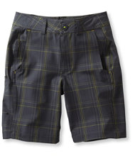 Boys' Land-to-Sea Shorts, Plaid