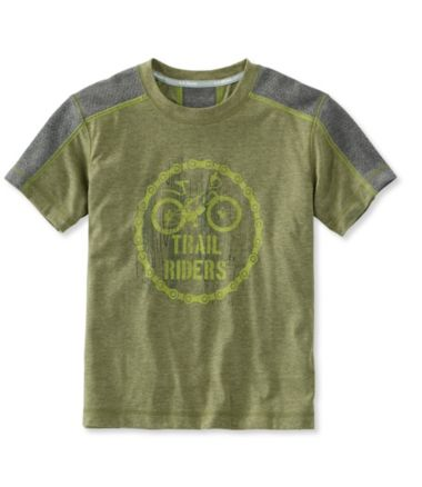 Boys' Pathfinder Tee, Graphic
