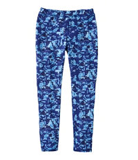Girls' L.L.Bean Tech Legging, Print