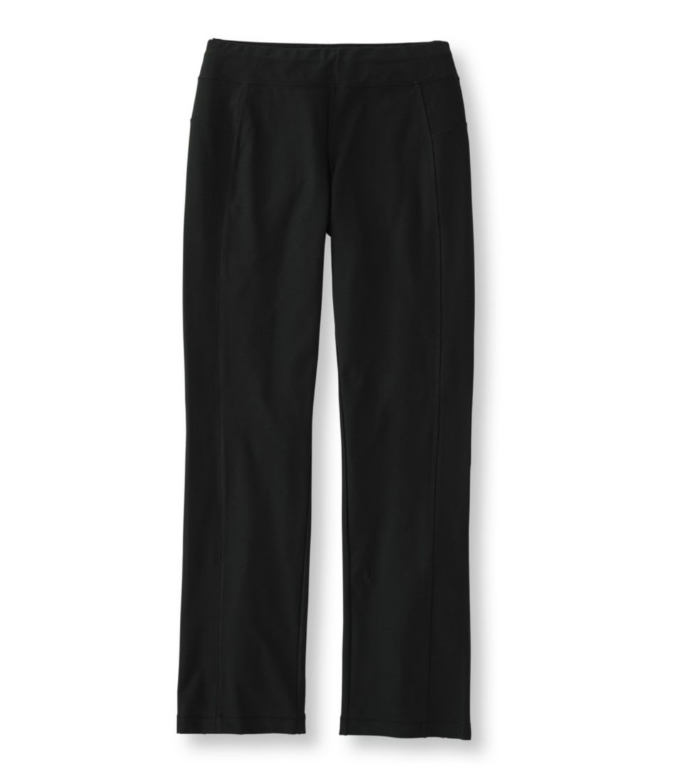 Fitness Pants, Straight-Leg