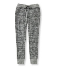 Marled Sweater Knit Pant Misses