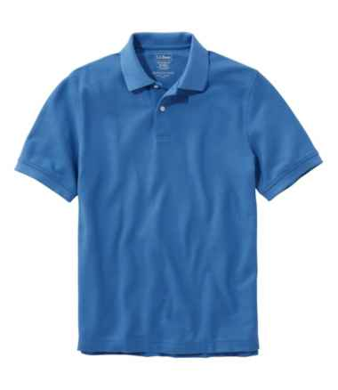 Premium Double L® Polo Banded, Short-Sleeve Without Pocket