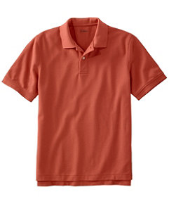 Premium Double L Polo Banded, Short-Sleeve Without Pocket