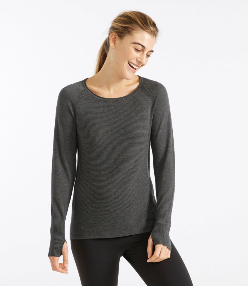 L.L.Bean Studio Sweater Tunic