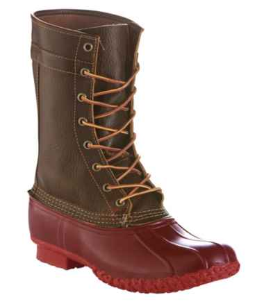 "Bean Boots by L.L.Bean, 11"" Cruiser"