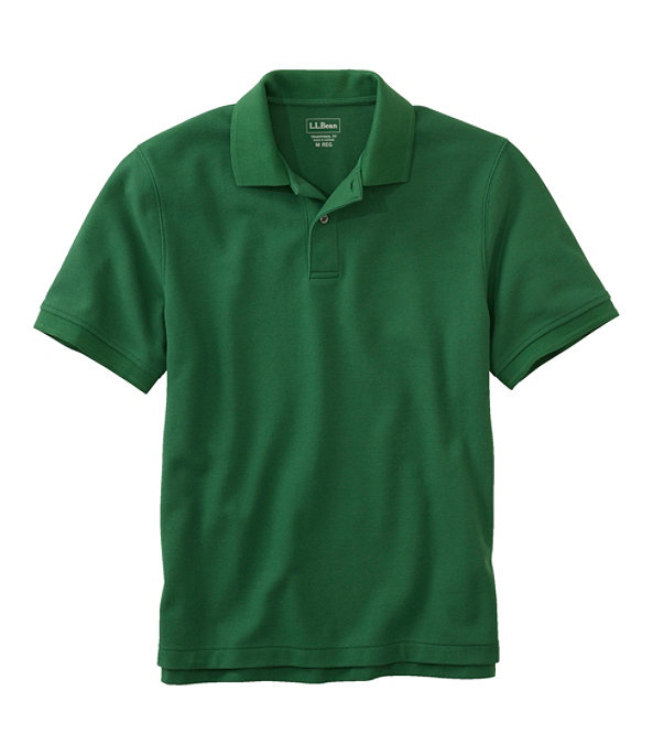 Premium Double L Polo, Camp Green, large image number 0