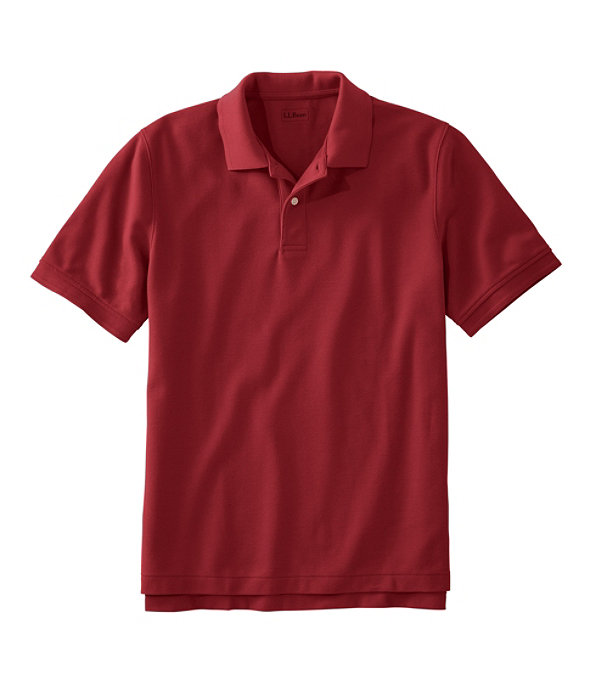 Premium Double L Polo, Nautical Red, large image number 0