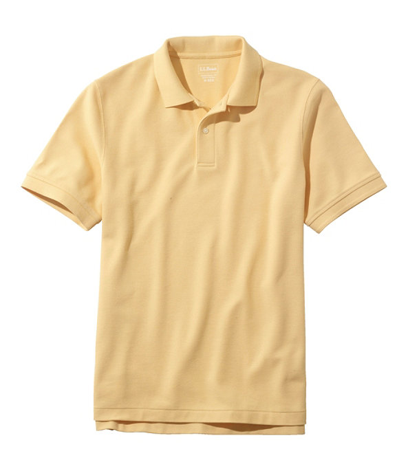 Premium Double L Polo, Butter, large image number 0