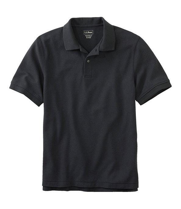 Premium Double L Polo, Black, large image number 0
