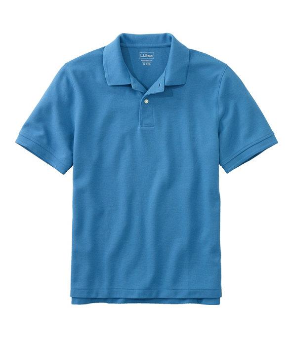 Premium Double L Polo, Marine Blue, large image number 0