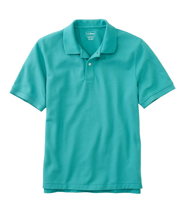 Premium Double L Polo, Blue-Green, large image number 0