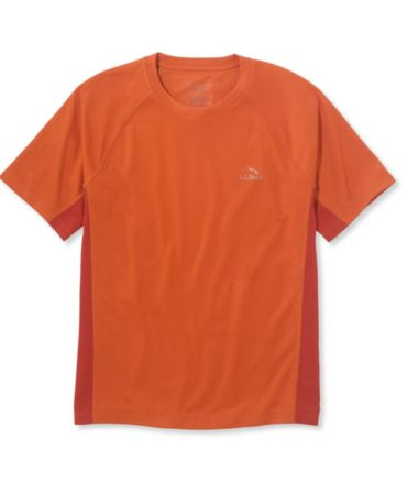 Ridge Runner T-Shirt, Short-Sleeve Colorblock
