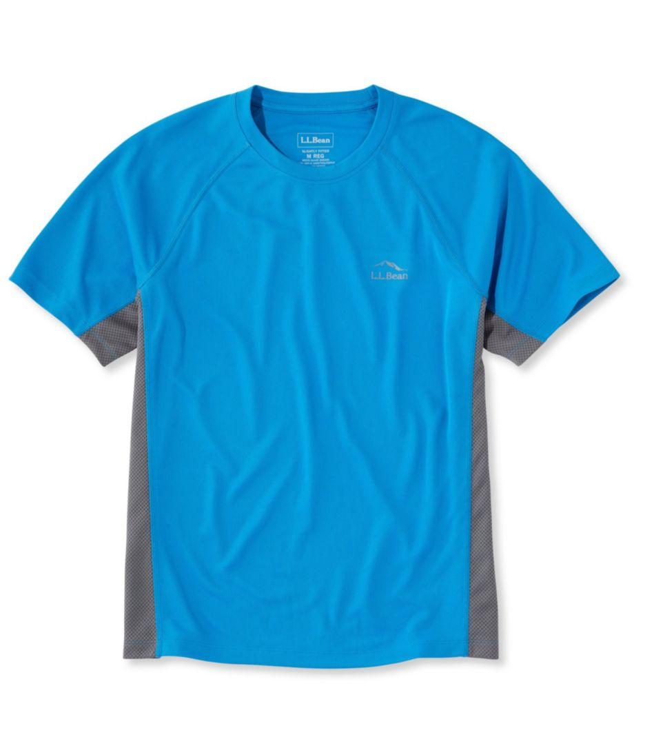 Ridge Runner T-Shirt, Short-Sleeve Colorblock