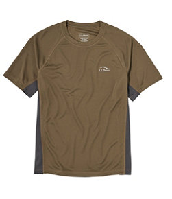 Men's Ridge Runner T-Shirt, Short-Sleeve Colorblock